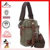 The army military bag Canvas Stylish Mini Shoulder Bag