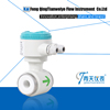 magnetic water flow sensor with multi type