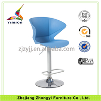 Factory directly provide 100% new pp bar stool for heavy people