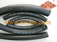 Top Popular CN fabric braided rubber steel braided air hose
