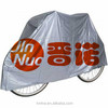 Silver coated 190T Polyester Material Bike Covers