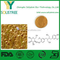 Best Raw Material Flaxseed extract Linseed Extract