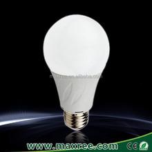 aluminium plastic 6W 8W 10W 12W A60 led bulb,E27 led bulb,decorative led bulbfor home