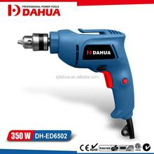 350W 6.5mm electric hand drill machine