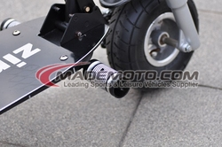 GS3801Gas scooter motor scooter with Aluminum Feet board