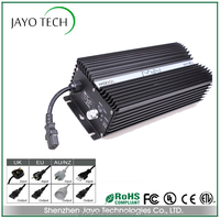 Grow light indoor 1000w hid hps mh electronic ballast