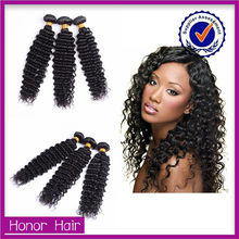 High quality mongolian kinky curly hair product