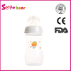 250ml clear plastic bottle, baby bottles, adult feeding bottle for baby