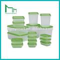 ikea de grado de alimentos recipiente hermético de plástico conjunto