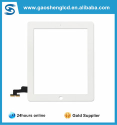 For ipad 2 screen touch with good quality flex cable