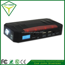 Lithium battery 21000mah multi function jump starter and car power bank