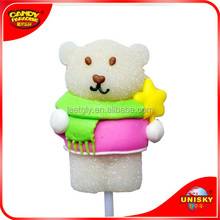 Bear shaped Jelly lollipops