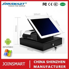 Android programmable supermarket electronic cash register with 58mm thermal printer driver