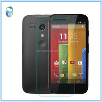 Ultra thin 0.26mm 9H 2.5d High Clear Anti-Explostion tempered glass screen protector For MOTO X PLAY /E 2