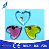 gel heart shaped pocket hand warmer/instant hot pack for hot compress