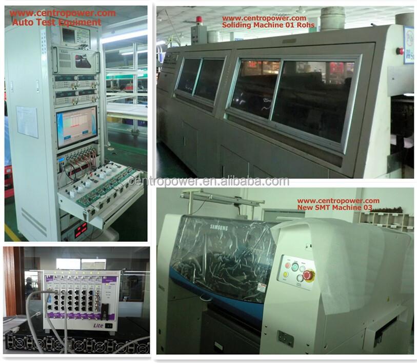 목록에 전원 공급 12V 10A 18- 채널 CCTV 전원 상자