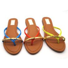jewelry comfort anti-fatigue gel slippers