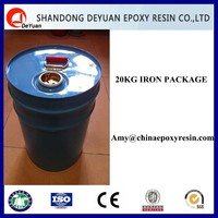Low Crystallinity Bisphenol-A Epoxy Resin DY-128R For Adhesive