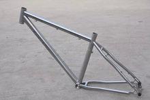 2015 The titanium new mountain bike frame