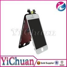 Para fábrica de jiaiphone5 tai lcd, lcd de pantalla paraiphone5 jia tai lcd de reemplazo