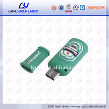 silicone custom usb flash drive beer bottle usb flash drive high quality usb flash drive wholesale
