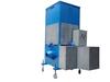 Hot sale biomass wood gasification burner for drying,spray coating line heat energy equipment