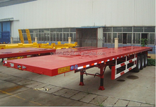 35ton container chassis 40ft semi trailer with 3 axles best price