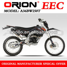 China Apollo Orion EEC Enduro 250CC On Road Motorcycle A36BW250T 21/18 Water Cooled