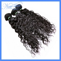 New Star Peruvian Natural Wave Human Hair Extension Best Quality Hair Color 1b