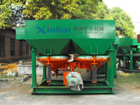 Valuable The Different Sedimentation Speed Jig Gravity Separation Equipment