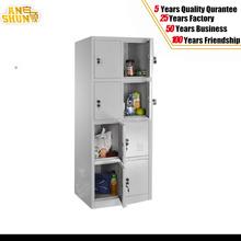 8 doors personal locker,8 person steel locker dressing cupboard /personal locker/storage locker personal