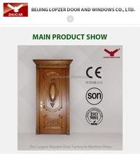 china flush wood classic design interior composite wooden door oak make