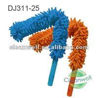 (DJ311-25)Bendable Chenille Duster