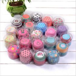 Wholesale Christmas Birthday Packing Bag , Wedding Cake Decorating Tools Paper Muffin Cupcake Baking Cups