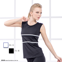 Bourdance tank top gym wear for women