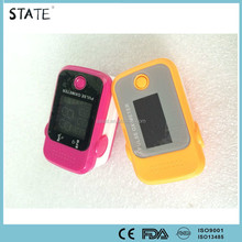 Top quality!! CE Digital Mini Fingertip oximeter