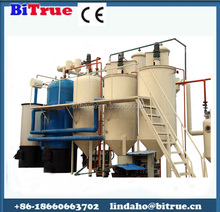Environmental and safe motor oil recycling machine