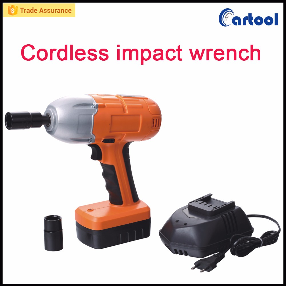 impact of rechargeable cars on the Lanneret 20v li-ion brushless/cordless impact wrench with 40ah 280nm(2105in-lbs) 1/2-inch professional household car type wheel battery rechargeable wireless power tools,two batteries.