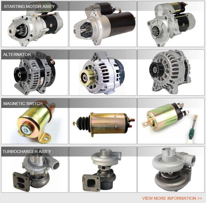KST Wholesale 600-813-4650 Auto Engine Starter Motor 24V