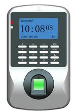 KO-F53 Turkish Menu Biometric Fingerprint Time Attendance