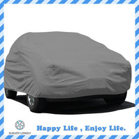 Heavy Duty PVC And PP Cotton Padded Car Cover Anti Hail