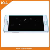 NEW hot selling china sexy blue film screen protector tempered glass screen protector for samsung A5 good price