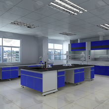 CE Certificated standard size cold-rolled steel Laboratory table