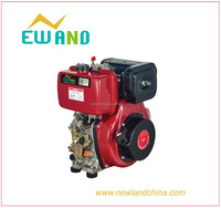 Attractive price in hot sale air-cooled single-cylinder vertical diesel engine 178F