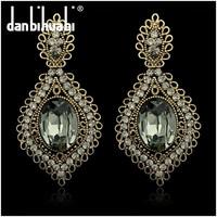 drop dangle chandelier statement earrings 2015 wholesale fashion jewelry designs Ba076-A