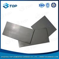 YG15 k30 tungsten carbide plates/blocks with blanks or finished ground for wholesales