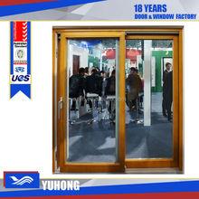 Australian standard pvc profile korean style door