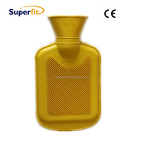 Rectangle hot water bottle ,European type, 55% Nature rubber ,real B.S standard :1970:2012 500Liter capacity