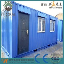 Panel House/Fast prefabricated lovely small cabin container house villa