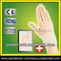 Easy application velcro wrist wrap for both hand